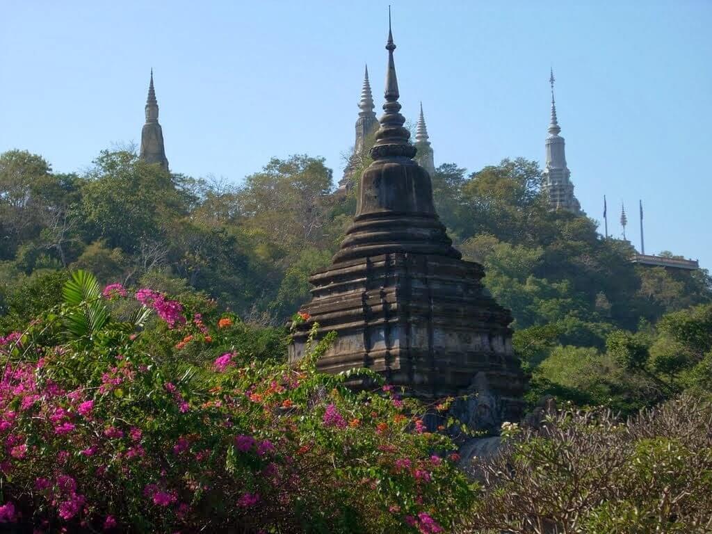 Древняя столица Камбоджи – Удонг