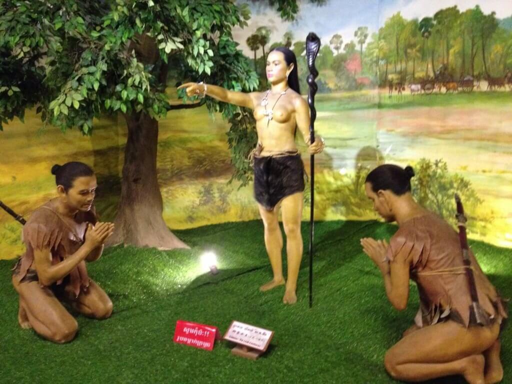 Некоторые замечания о рабстве в Доангкорской Камбодже