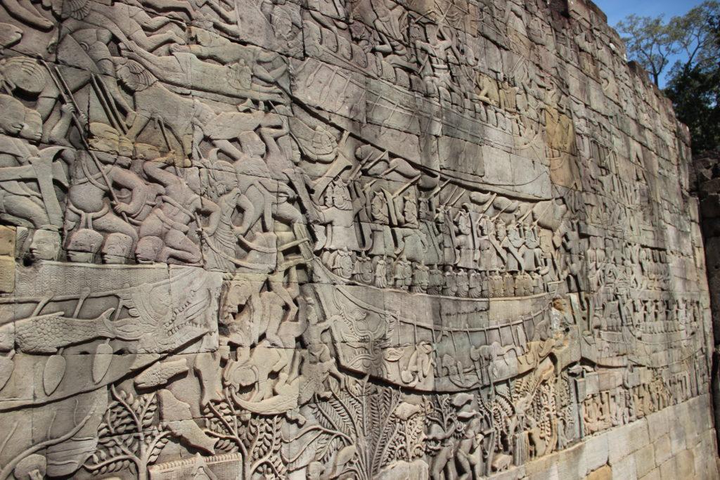 К ранней истории чамского этноса в Камбодже