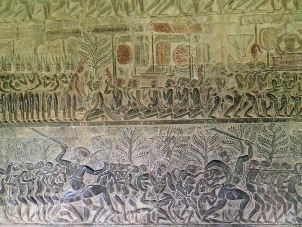 Метаисторические аспекты истории Кхмеров