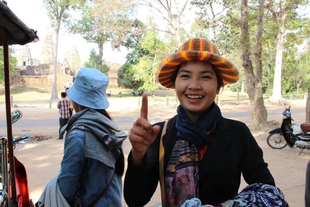 Камбоджа: страна улыбок и тайн