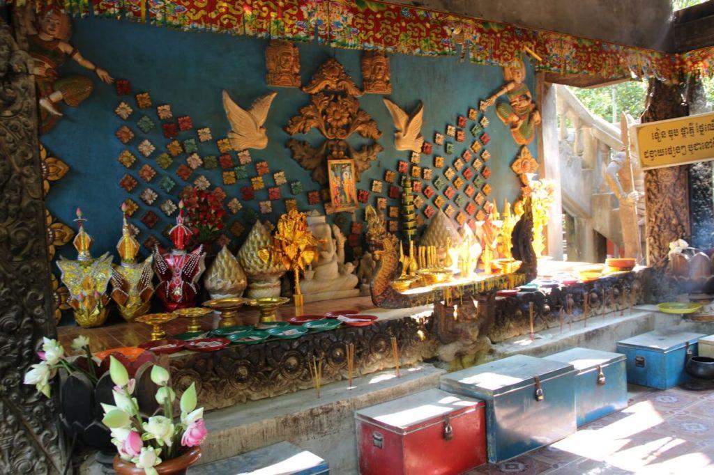 Индуиский храм Пном Кулен
