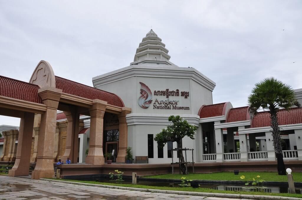 Национальный музей Ангкора