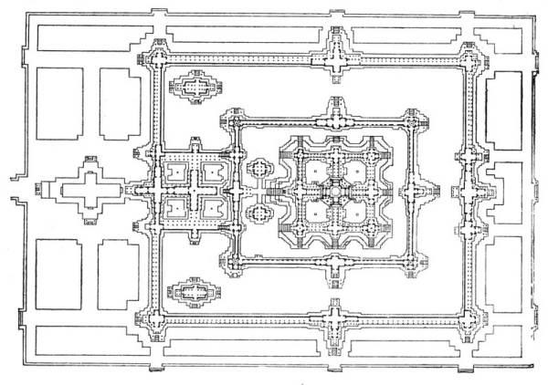 Ориентация храма в пространстве