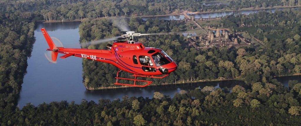 Вертолет AS350 B2 и AS350 B3