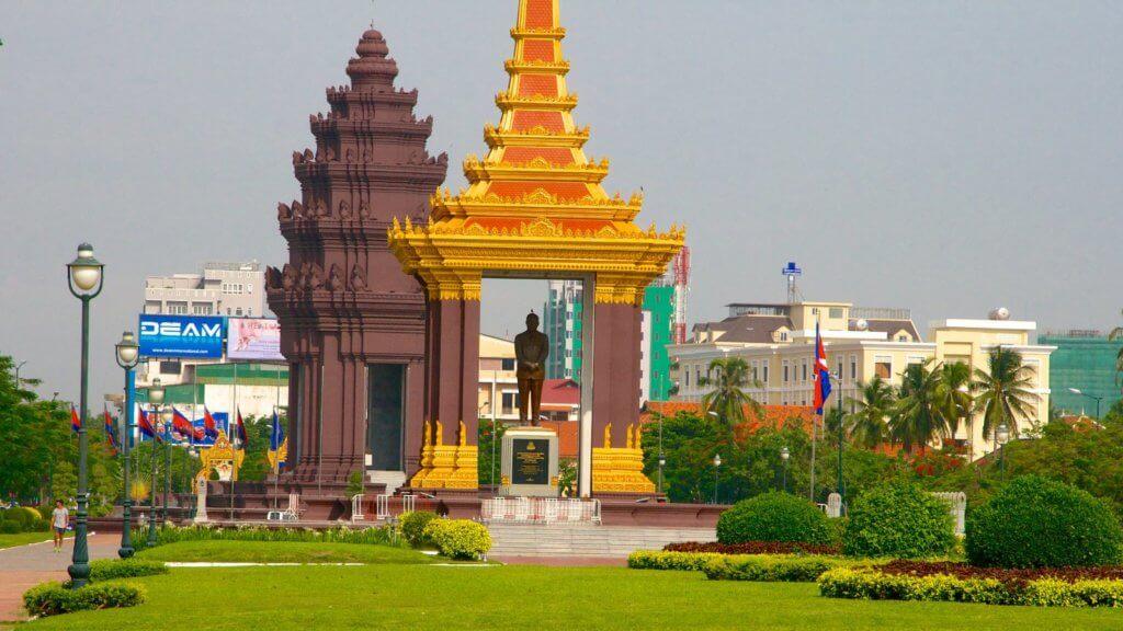 Пномпень. История и архитектура города