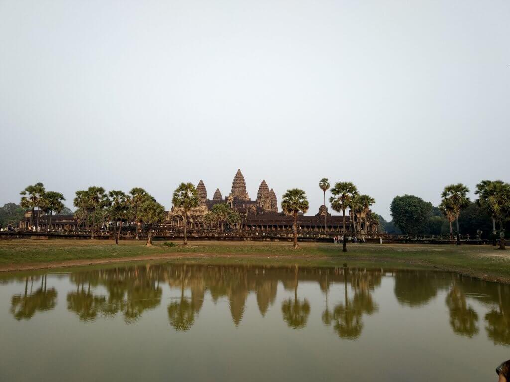 Сием Рип – Пномпень. 5 дней – 4 ночи