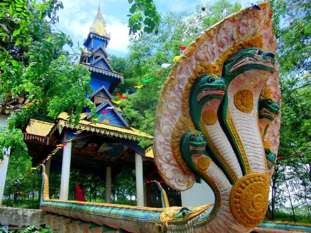 Баттамбанг – Пайлин. 3 дня – 2 ночи