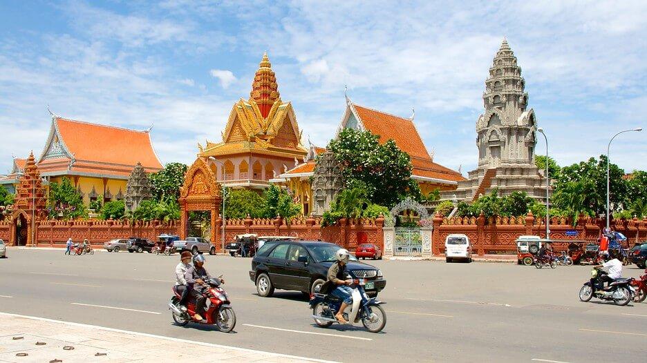 Пномпень – один день в столице
